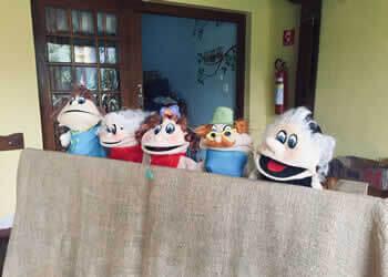 Aula de Teatro para Crianças