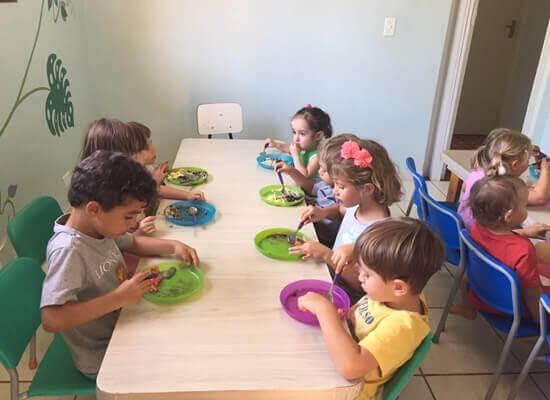Jardim de Infância com Nutricionista em Interlagos
